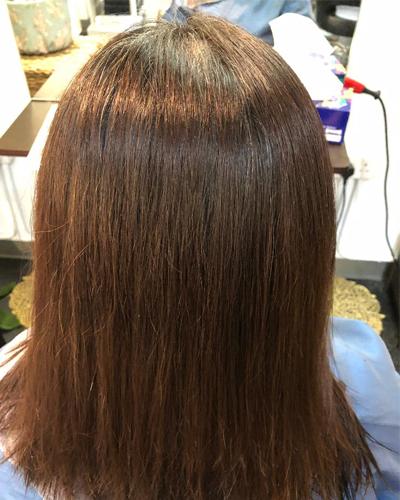SKT before white hair f