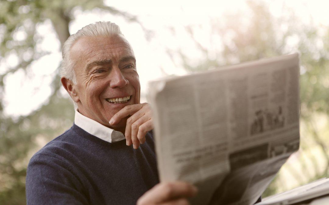 大量白髮可能是男性心臟病的警告信號