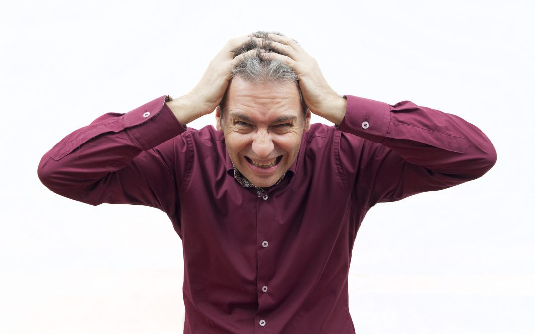 哈佛研究發現:壓力真的會使你的頭髮變白