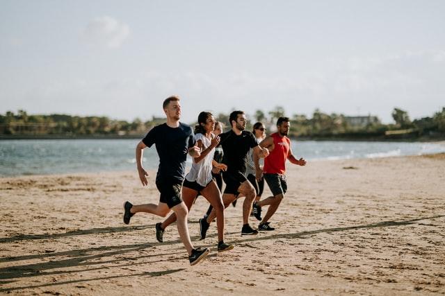 4個要從運動鍛煉去緩解壓力以致白髮增多的原因