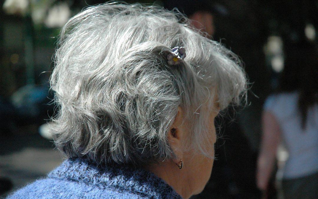 7個導致白髮生長的原因